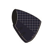 Ultimate Heavyweight Stable Neck Cover, Plaid
