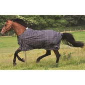 Lightweight Turnout Rug, Plaid