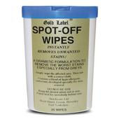 Spot Off Wipes