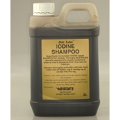 Iodine Shampoo