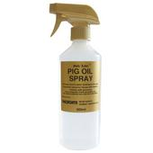 Pig Oil Spray
