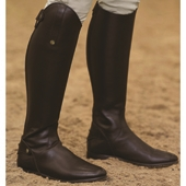 Long Leather Competition Riding Boot (Short/Std. Calf)