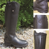 Fleece Lined Tall Winter Boot (Wide)