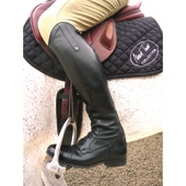 Long Leather Competition Field Boot (Slim/Tall-Calf)