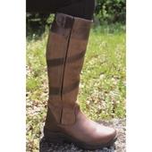Waterproof Tall Zip Boot