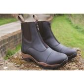 Milford Zip Jodhpur Boots