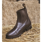 Toddy Zip Jodhpur Boots