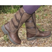 Adjustable Short Boot