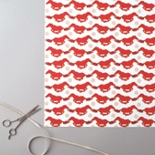 Christmas Horsey Gift Wrap (2 Sheets)