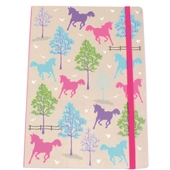 Playful Ponies A5 Notebooks (Pack of 12)