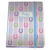 Playful Ponies A6 Notebooks (Pack of 24)