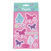 Playful Ponies Magnets (Pack of 20)