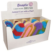Large Beastie Dandy Brush Box 0f 8 Assorted