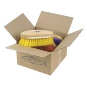 Wooden Dandy Brush (Box of 6)