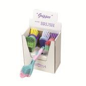 Grippee Bucket Brush (Box of 6 assorted)