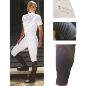 Ladies Coolmax Grip Breeches