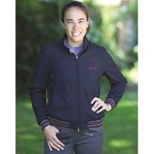 Charlotte Ladies Bomber Jacket