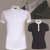 Amber Ladies Competition Polo Shirt