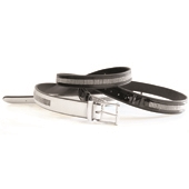 Diamante Patent Leather Belt