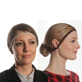What Knot Hairnets (2 pack) and Scrunchie