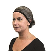 Equinet Hairnets (2 Nets, 1 Scrunchie)