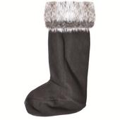 Fur Top Boot Liners