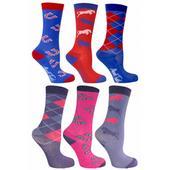 Childs Socks (Pack of 3)