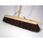 Quality Bahia-Mix Yard Broom