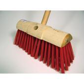 PVC-filled Scavenger Broom