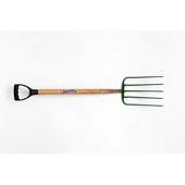 Ash-handle Forks - D-Handle