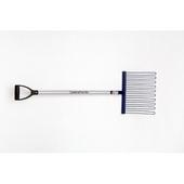 Rubber Matting Fork - D-Handle