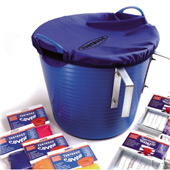 Bucket Covers for TubTrugs to 20 Lt., Nylon