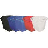 Flat-backed Bucket (Large)