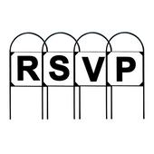 Dressage Markers / Tread In Metal (RSVP)