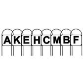 Dressage Markers / Tread In Metal (AKEHCMBF)