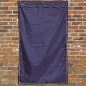 Large Stable-door Drape
