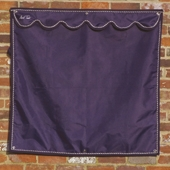 Small Window Drape