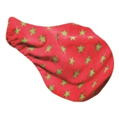 Star Fleece Saddle Cover